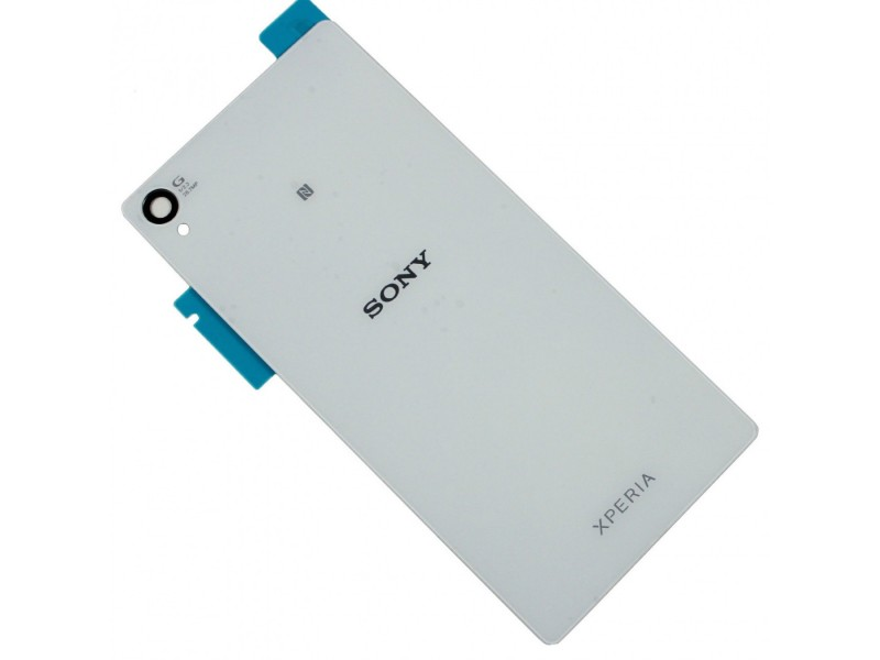 Sony Xperia  Z3 D6603 Poklopac , Back cover , Beli
