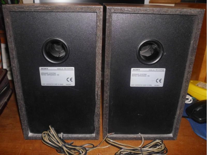 Sony Zvucnici SS-CCP500