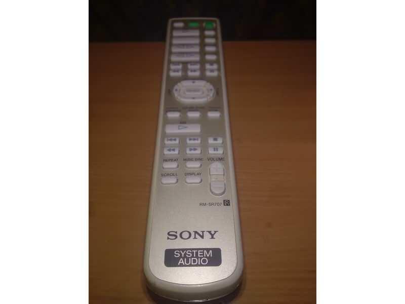 Sony daljinski