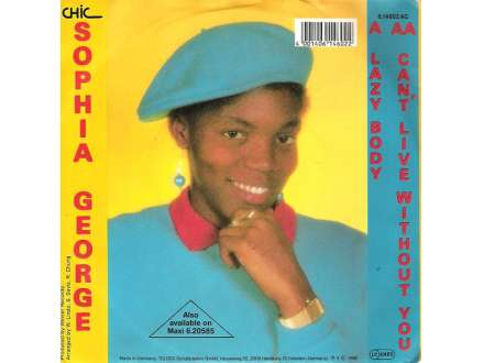 Sophia George - Lazy Body / Can`t Live Without You