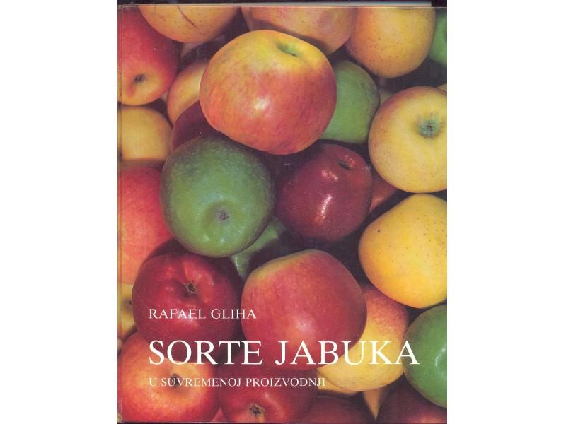 Sorte jabuka u suvremenoj proizvodnji Rafael Gliha