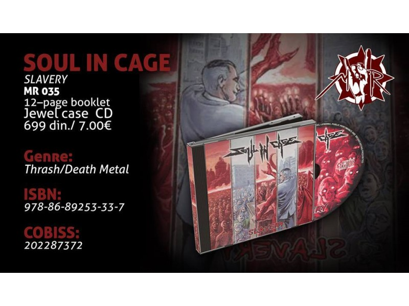 Soul in Cage - Slavery