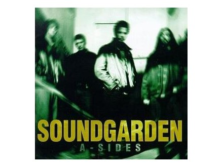 Soundgarden - A-Sides