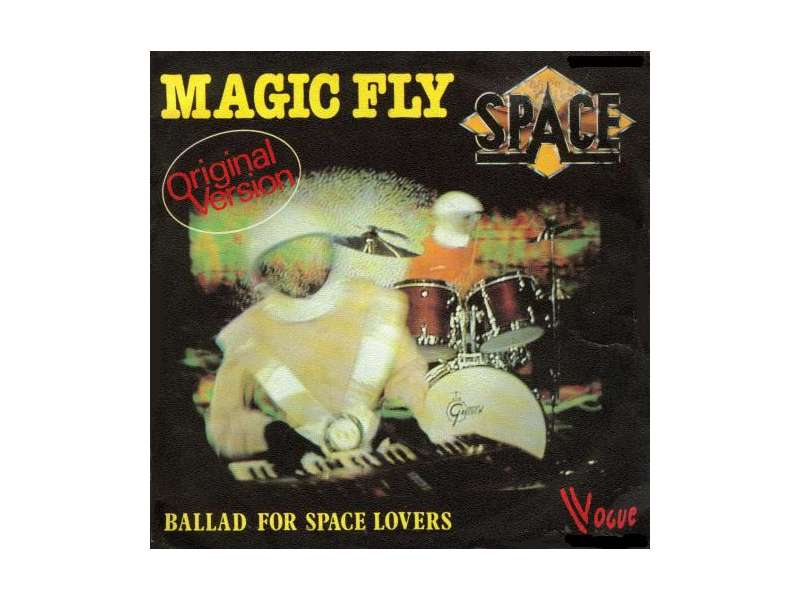 Space - Magic Fly / Ballad For Space Lovers