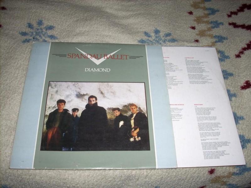 Spandau Ballet-Diamond LP