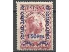 Španija,Avionska 1.50 Pts 1938.,čisto