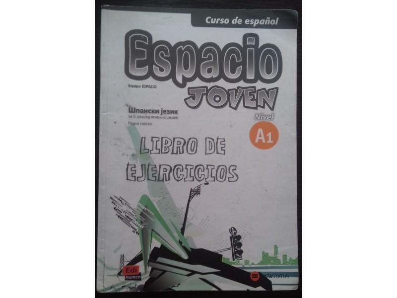 Španski Espacio Joven A1 Datastatus 5. razred
