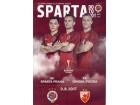Sparta Prag - Crvena Zvezda , 03.08.2017. - PROGRAM