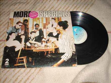 Specials, The - More Specials LP