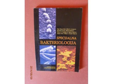 Specijalna bakteriologija, Olga Berger-Jekic