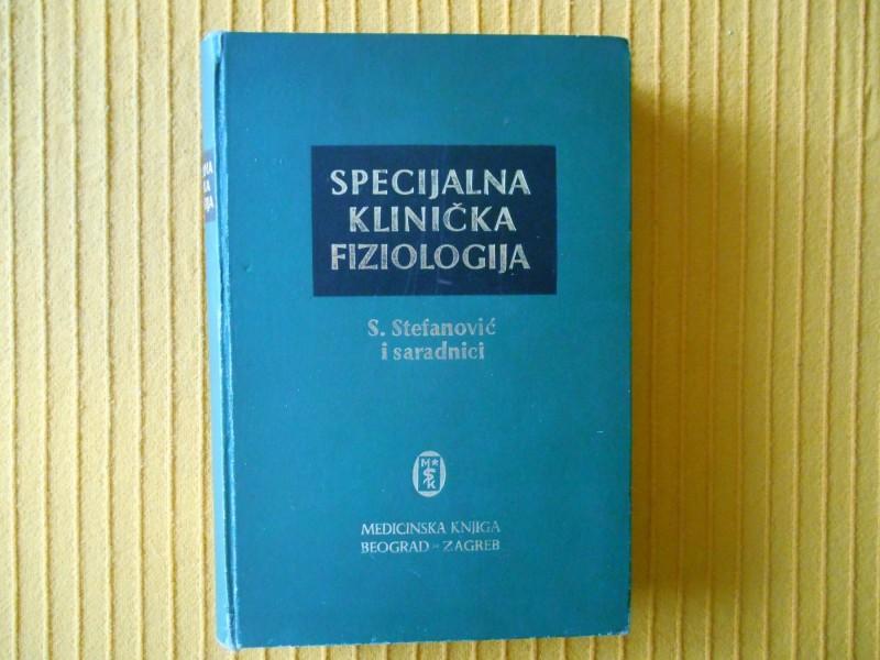 Specijalna klinička fiziologija