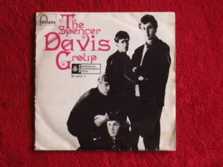 Spencer Davis Group, The - Please Do Something