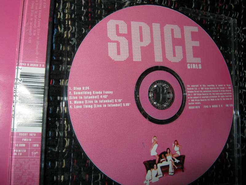 Spice Girls - Stop