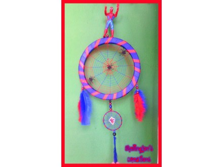 Spiderman dream catcher, Spajdermen hvatac snova