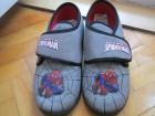 Spiderman patofne br.35 obuvene jednom- kao nove+poklon