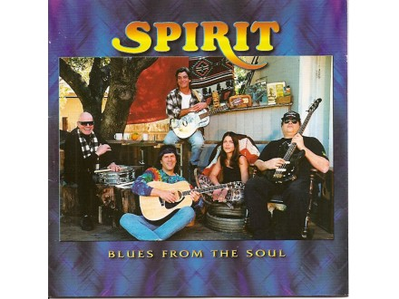 Spirit (8) - Blues From The Soul