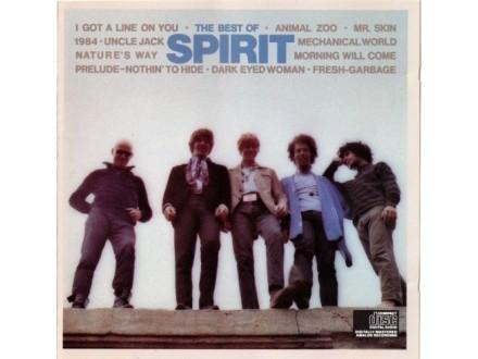 Spirit (8) - The Best Of Spirit