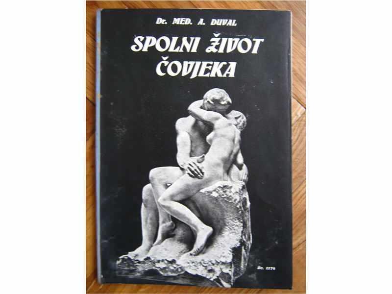 Spolni život čovjeka - dr med. A. Duval