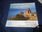 Spomenici kulture u Srbiji,Crnoj Gori i Makedoniji,