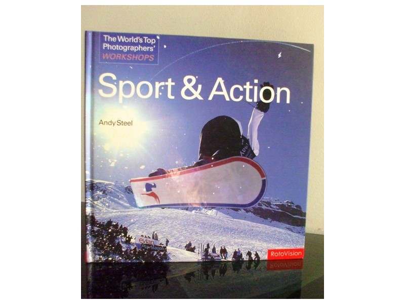Sport and Action, Andy Steel, nova