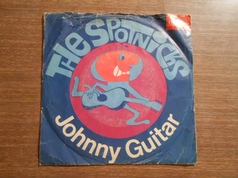 Spotnicks, The - Johnny Guitar
