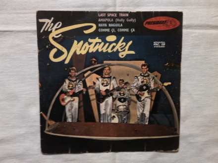 Spotnicks, The - The Spotnicks Vol 3