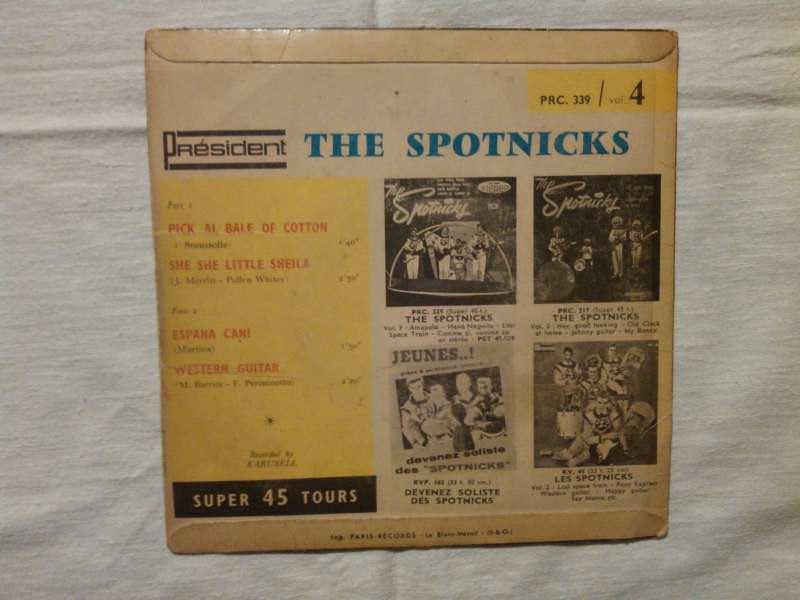 Spotnicks, The - The Spotnicks Vol 8