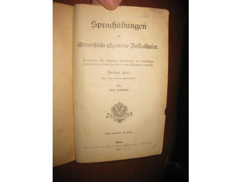Sprachübungen für österreichische allgemeine volkschule