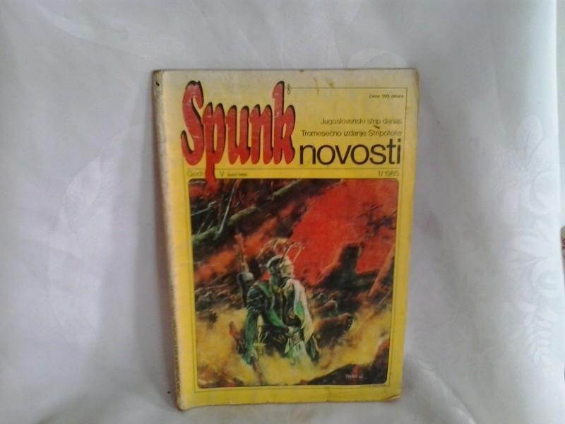 Spunk 1