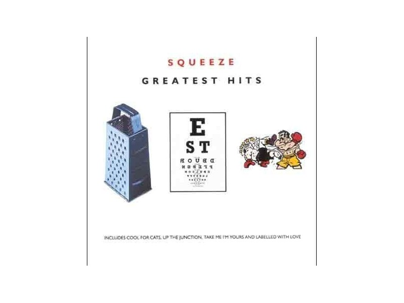 Squeeze (2) - Greatest Hits