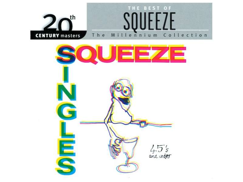 Squeeze (2) - The Best Of Squeeze (20th Century Masters The Millenium Collection)
