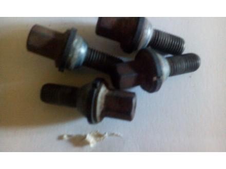 Srafovi za felne M12x1.50 za kljuc 14