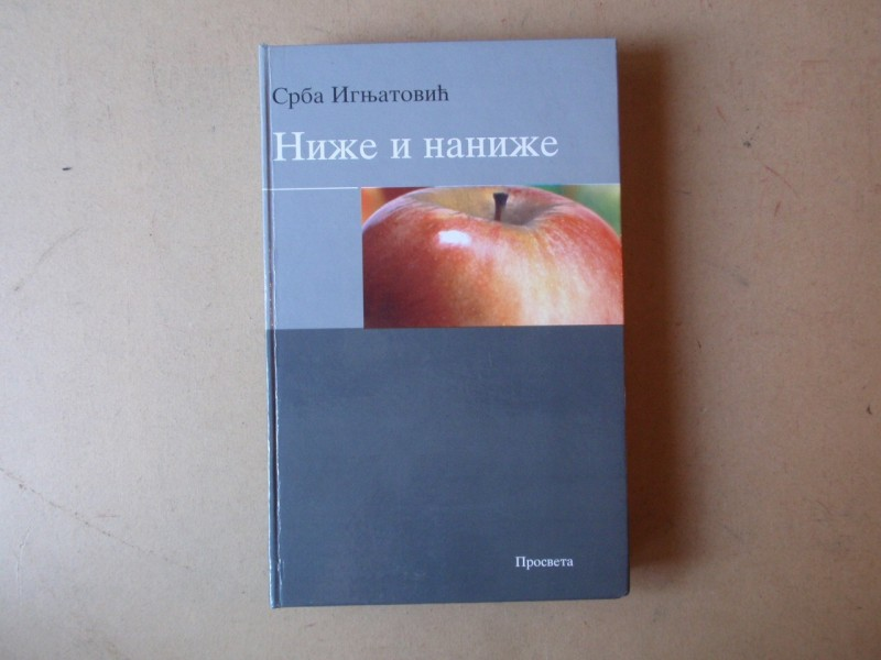 Srba Ignjatović - NIŽE I NANIŽE BELEŽNICA 2001 - 200