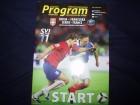 Srbija-Francuska 2014,program utakmice