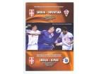 Srbija-Hrvatska,Beograd 2013,program.