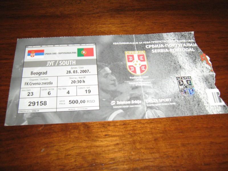Srbija-Portugal