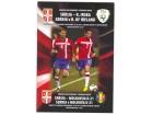 Srbija-Republika Irska,2012,program utakmice.