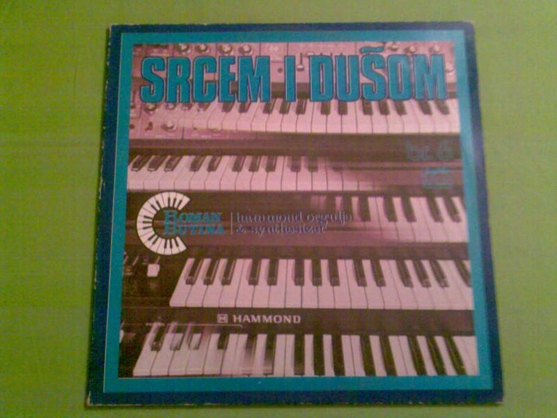 Srcem I Dušom Br. 6 - Hammond Orgulje & Synthesizer