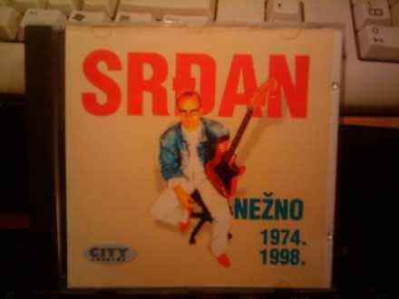 Srđan Marjanović - Nežno 1974.-1998.