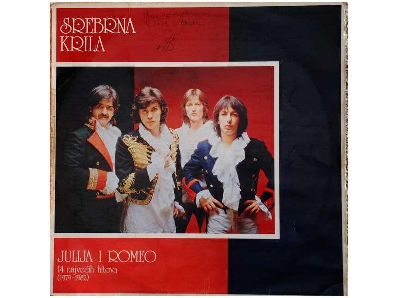 Srebrna Krila - Julija I Romeo - 14 Najvećih Hitova (1979-1982)