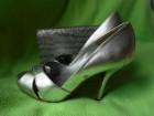 Srebrne sandalete