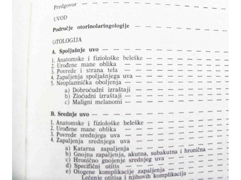 Srecko Podvinec-Otorinolaringologija