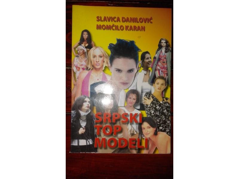 Srpski top model - Slavica Danilović