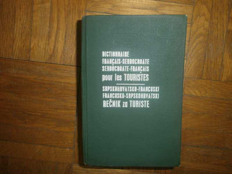 Srpskohrvatsko-Francuski rečnik za turiste