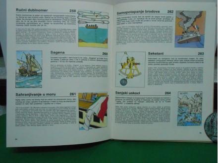 Šta znam o moru i  pomorstvu Žan Mišel Baro