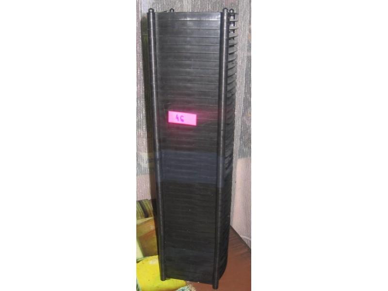 Stalak / Polica za redjanje CD i DVD - 200 komada