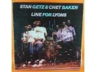 Stan Getz & Chet Baker – Line For Lyons, LP
