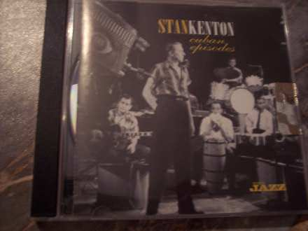 Stan Kenton - Cuban Episodes