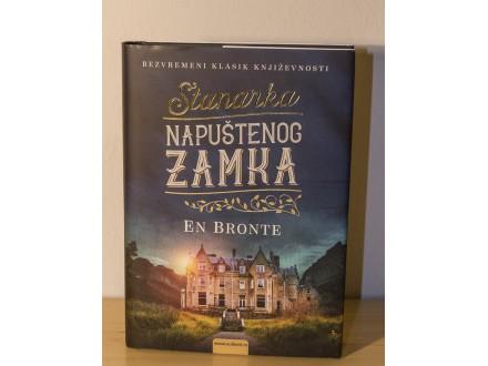 Stanarka napustenog zamka - En Bronte