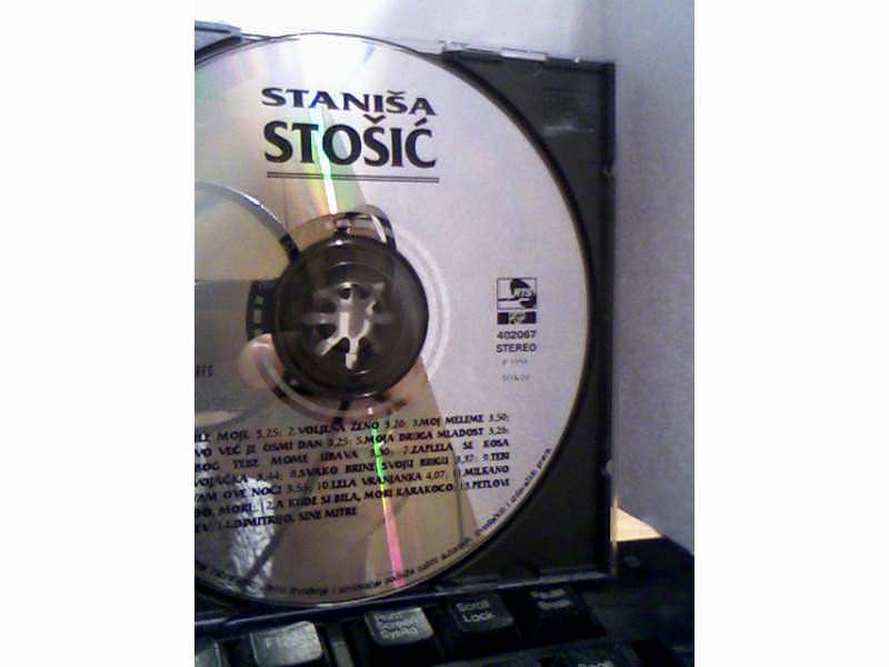 Staniša Stošić - Staniša Stošić
